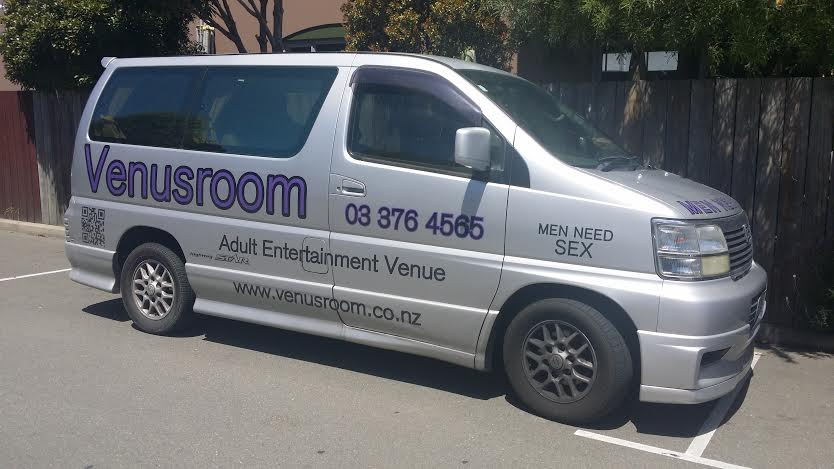 The Venusroom Van